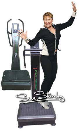 Sue stanley vibration training machine